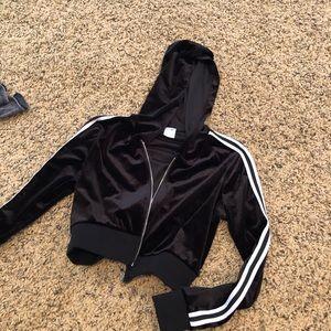 Jackets & Blazers - Cropped Jacket